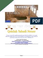 Parashat Tazría # 27 Adul 6019