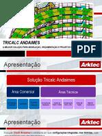 Apresentação Arktec Andaimes - Brasil
