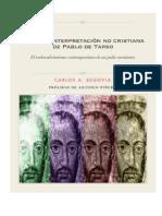 SEGOVIA, Carlos A. (2013), Por una interpretación no cristiana de Pablo de Tarso. El redescubrimiento contemporáneo de un judío mesiánico.pdf