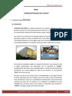 Casa de Playa-Análisis