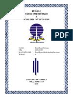 TUGAS3-TEORI PORTOFOLIO & ANALISIS INVESTASI.48_KETUT BAYU PARWATA_022628325.docx