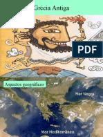 História Geral PPT - Grécia Antiga
