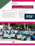 Prod. 5 Adolescentes Cuentan Con Oportunidades de Participación