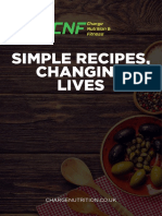 February Recipe Book  - Charge Nutrition
