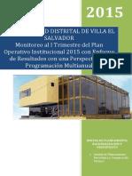 INFORME MONITOREO I TRIM POI 2015.pdf