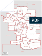 Calgary 2019 Boundaries