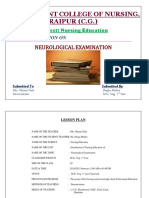 Neurological examination - Copy.docx