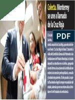 29-03-19 Colecta. Monterrey se une a llamado de la Cruz Roja