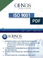 Introduccion a ISO