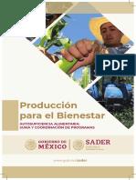 Producción Rural en México