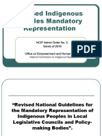 Powerpoint New IPMR Guidelines for Prosperidad IP