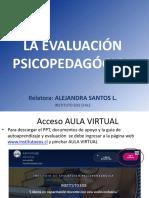 Psp Eos 2018 Ale Santos. Plataforma