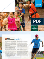 Getting Into the Game Evidence Child Sport for Development Report Summary