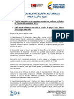 Boletin Tarifas Notariales 2018_def