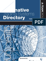 Alternative Trading Systems Directory 2010[1]