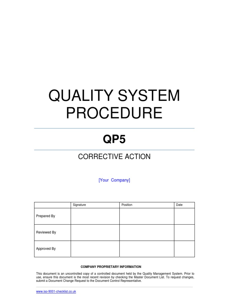 Internal Audit Checklist Example Audit – Audit Checklist Template