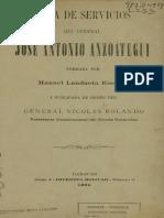 José Antonio Anzoategui