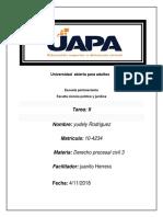 yudely tarea 2 procesal civil 3 juanito herrera.docx
