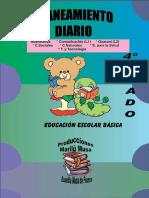 Planeamiento Diario 4-1
