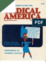 Radical America Vol 11 No 6 - 1977 - Winter
