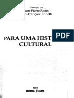 Social e Cultural Indissociavelmente