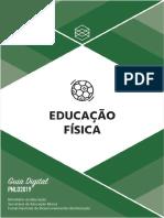 Guia PNLD 2019 EDUCAÇÃO FÍSICA