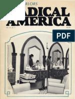 Radical America Vol 11 No 3 - 1977 - May June