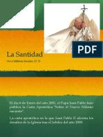 Santidad NMI