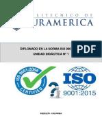 Unidad Didáctica 1 - Norma Iso 9001-2015