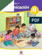 Comunicación 4 cuaderno de trabajo para cuarto grado de Educación Primaria 2019.pdf