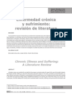 Enfermedad Cronica Y Sufrimiento