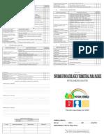 Informe Al Hogar Fono Medio Mayor Mixto 2015