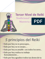 Reiki ppt nivel 3