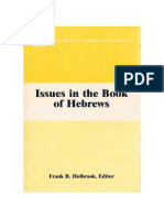 Holbrook, Frank B. Issues in the Book of Hebrews. DARCOM 4 (Hagerstown, MA. Review and Herald, 1989).pdf