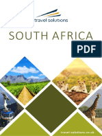 South Africa Low Res Brochur