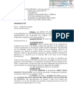 Exp. 00429-2019-0-2101-JP-FC-03 - Resolución - 18670-2019