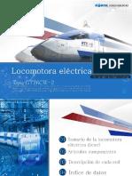 Locomotora Electrica General