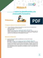 Videoteca_M2_Relación Entre Planificación y Evaluación