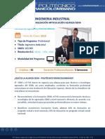 Ingenieria Industrial Alianza Sena Tecnologos