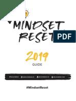MINDSET RESET- REPROGRAMACION  - MEL ROOBINS
