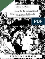 Alicia H. Puleo - Dialéctica de La Sexualidad. Género y Sexo en La Filosofía Contemporánea