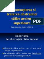 11. Recunoasterea si tratarea obstrucţiei căilor aeriene superioare.ppt