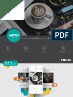 Catalogo Merx 2018