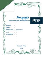 Monografía Buenas Prácticas de Manufactura Farmacéutica .docx