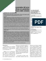 COMPARACION DE MEDIDAS TRANSVERSALES