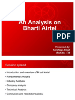 Bharti Airtel Analysis