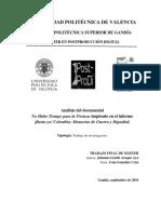 ARAQUE - Análisis del documental _No Hubo Tiempo para la Tristeza_ inspirado en el informe _¡Bast....pdf
