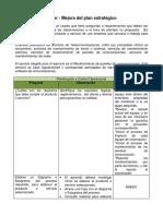 4 Evidencia3 Taller MejoraPlanEstrategico