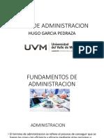 Bases de Administracion