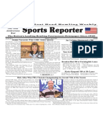 March 27 - April 2, 2019  Sports Reporter